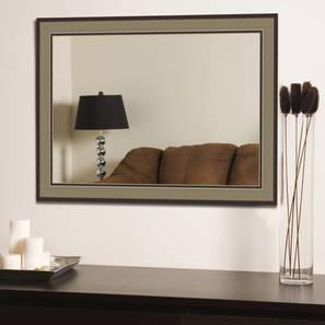 Irita Mirror (Brown) by Urban Ladder - Design 1 - 316249