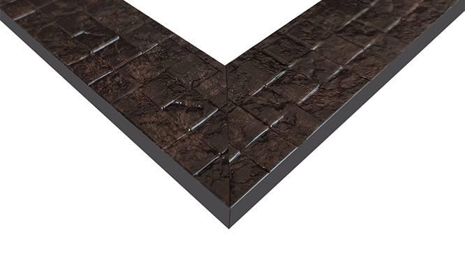 Braxton Bathroom Mirror (Brown) by Urban Ladder - Front View Design 1 - 316262