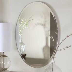 Danica Bathroom Mirror (Silver) by Urban Ladder - Design 1 - 316300