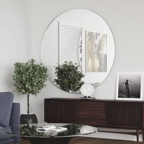 Deandra Bathroom Mirror (Silver) by Urban Ladder - Design 1 - 316309