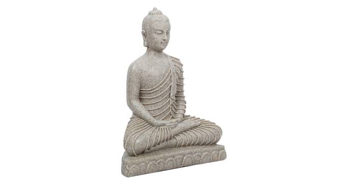 Hasina Statue (Grey) by Urban Ladder - Front View Design 1 - 316868