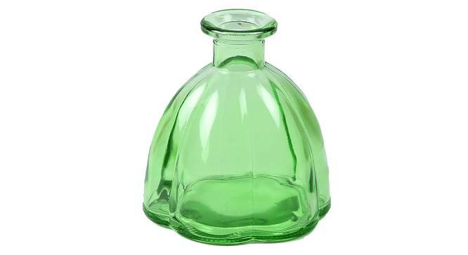 Malthe Vase (Green) by Urban Ladder - Front View Design 1 - 317456