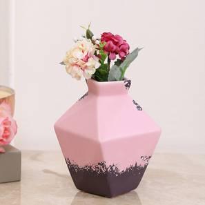 Georgi Vase (Clear) by Urban Ladder - Design 1 - 317485