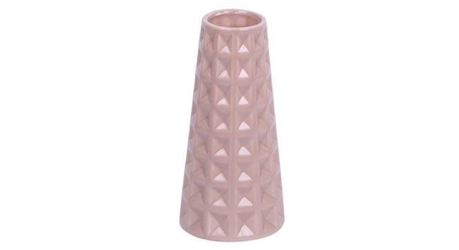 Jordan Vase (Clear) by Urban Ladder - Front View Design 1 - 317506