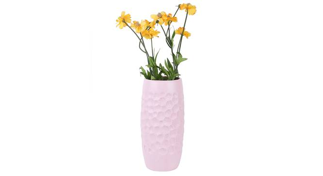 Todor Vase (Clear) by Urban Ladder - Design 1 Full View - 317510