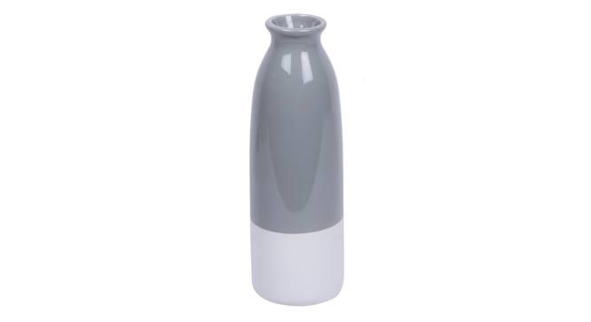 Atanas Vase (White) by Urban Ladder - Front View Design 1 - 317518