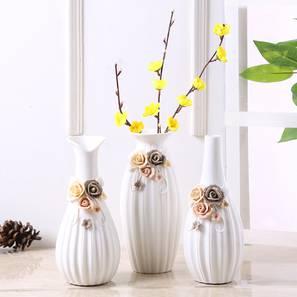 Valentin vase white lp