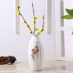 Daniel vase white lp