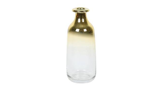Valdemar Vase (Gold) by Urban Ladder - Front View Design 1 - 317537