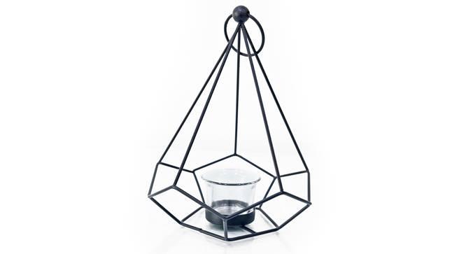 Emery Tea light Holder (Black) by Urban Ladder - Cross View Design 1 - 317673