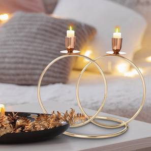 Palmer Candle Holder by Urban Ladder - Front View Design 1 - 317727