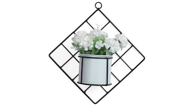 Giorgia Artificial Plant With Pot (White) by Urban Ladder - Design 1 Full View - 317871