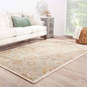Faiz hand tufted carpet iceblue lp