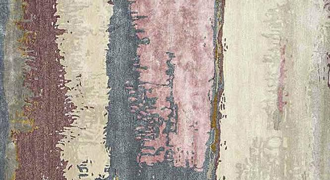 "Pinha Hand Tufted Carpet (122 x 183 cm  (48"" x 72"") Carpet Size, Ashwood) by Urban Ladder - Cross View Design 1 - 318161"