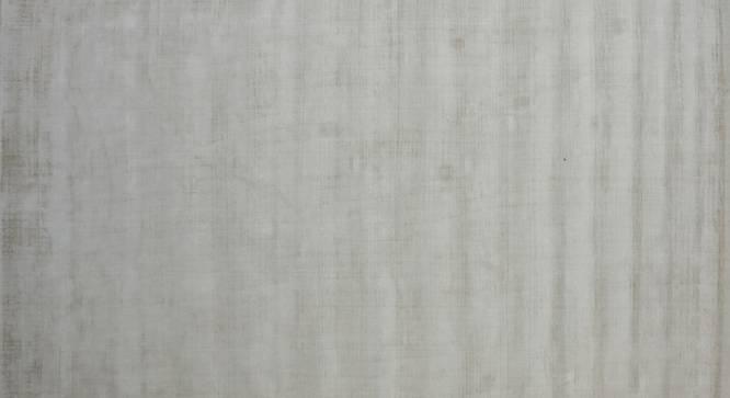 "Damita Carpet (Ivory, Hand Tufted Carpet Type, 160 x 190 cm (63"" x 75"") Carpet Size) by Urban Ladder - Design 1 Side View - 318197"