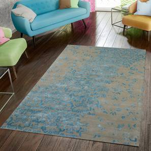 "Binget Carpet (122 x 183 cm  (48"" x 72"") Carpet Size, Hand Tufted Carpet Type) by Urban Ladder - Design 1 - 318315"