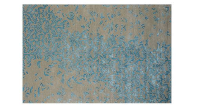 "Binget Carpet (122 x 183 cm  (48"" x 72"") Carpet Size, Hand Tufted Carpet Type) by Urban Ladder - Design 1 Side View - 318317"
