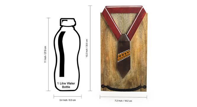 Fox Towel Holder by Urban Ladder - Design 1 Side View - 318481