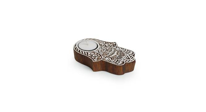 Tigada Tealight Holder by Urban Ladder - Design 1 Full View - 318842