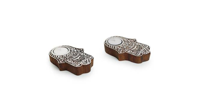 Tigada Tealight Holder by Urban Ladder - Design 1 Full View - 318999