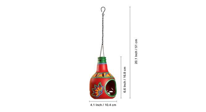 Jilma Tealight Holder by Urban Ladder - Front View Design 1 - 319068