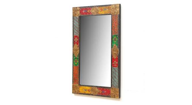Reflections Wall Mirror by Urban Ladder - Design 1 Side View - 319090