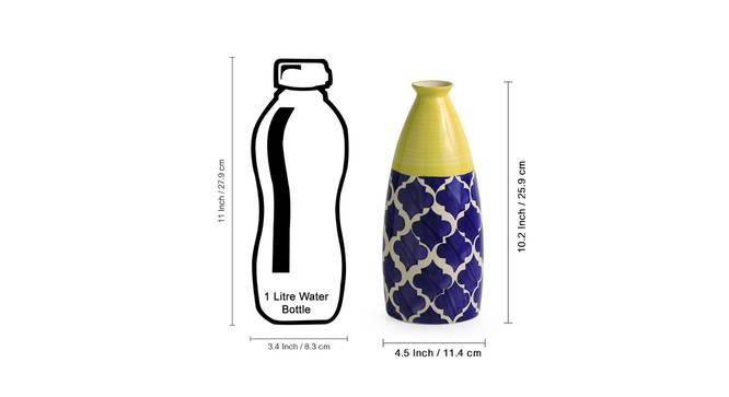 Aarvi Vase (Table Vase Type) by Urban Ladder - Design 1 Side View - 319198