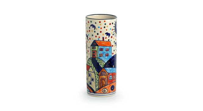 Jia Vase (Table Vase Type) by Urban Ladder - Front View Design 1 - 319202