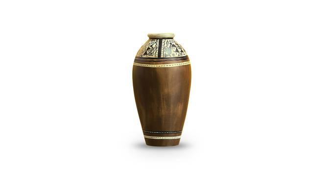 Prisha Vase (Table Vase Type) by Urban Ladder - Front View Design 1 - 319241
