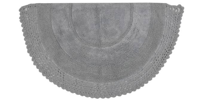 Harime Bath Mat (Grey) by Urban Ladder - Cross View Design 1 - 319710
