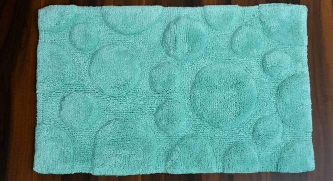 Sherry Bath Mat (Mint) by Urban Ladder - Cross View Design 1 - 319900