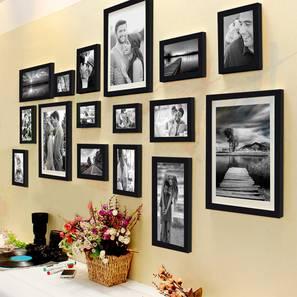 Giulia Photo Frame (Black) by Urban Ladder - Design 1 - 320931