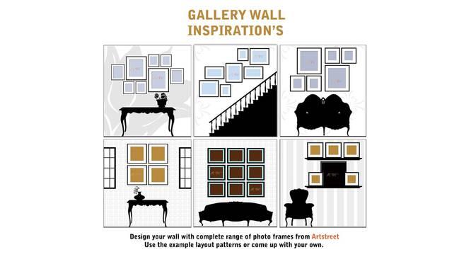 Emily Photo Frame (Black) by Urban Ladder - Cross View Design 1 - 320944