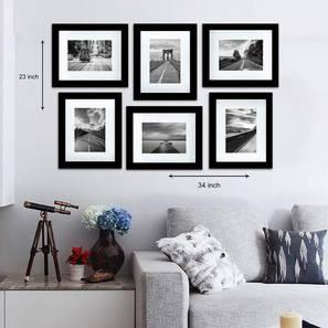 Zoe Photo Frame (Black) by Urban Ladder - Design 1 - 320970