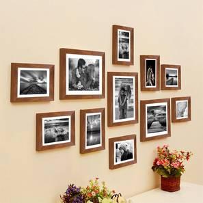 Anna Photo Frame (Brown) by Urban Ladder - Design 1 - 320973