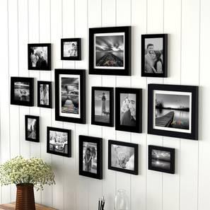 Ambra Photo Frame (Black) by Urban Ladder - Design 1 - 320994