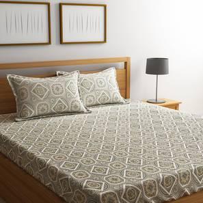Carolina bedsheet set multi geometric king lp