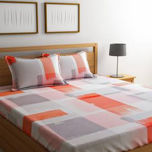 Liana Bedsheet Set (King Size) by Urban Ladder - Design 1 Details - 321238