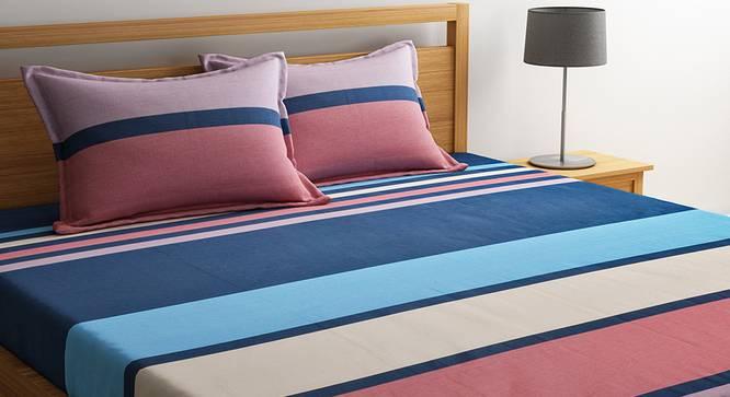 Charley Bedsheet Set (King Size) by Urban Ladder - Design 1 Top View - 321259