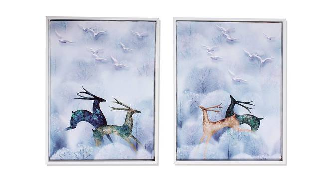 Irene Wall Decor-Set of 2 by Urban Ladder - Front View Design 1 - 321365