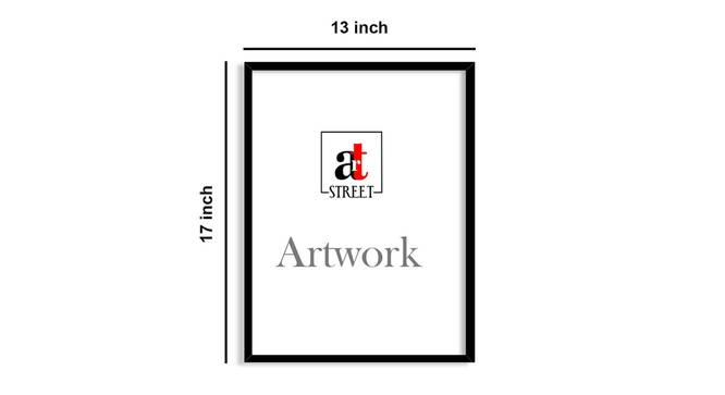 Lisa Wall Decor by Urban Ladder - Cross View Design 1 - 321415