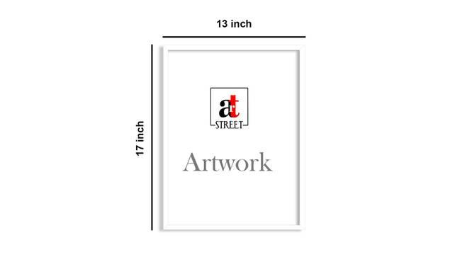 Garance Wall Decor by Urban Ladder - Cross View Design 1 - 321419