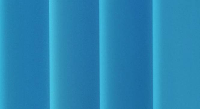 """Lillian Door Curtain - Set Of 2 (Turquoise Blue, 112 x 213 cm  (44"""" x 84"""") Curtain Size) by Urban Ladder - Design 1 Close View - 322032"""