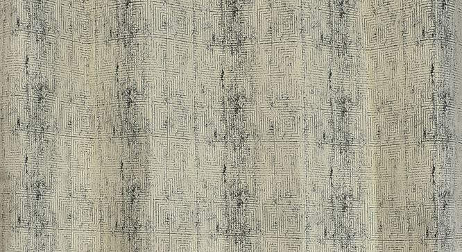 "Olivia Window Curtain - Set Of 2 (Black, 112 x 152 cm  (44"" x 60"") Curtain Size) by Urban Ladder - Design 1 Close View - 322246"