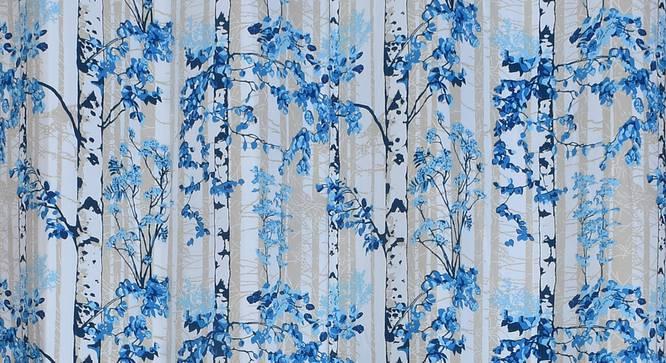 "Pindera Door Curtain - Set Of 2 (112 x 274 cm  (44"" x 108"") Curtain Size) by Urban Ladder - Design 1 Close View - 322266"