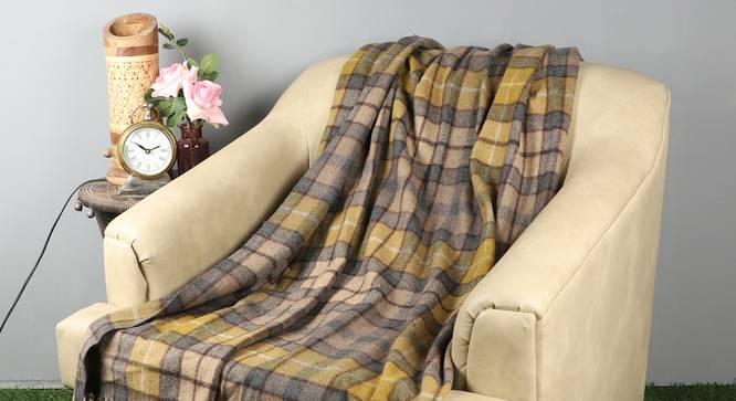 "Alyssa Throw (61 x 61 cm  (24"" X 24"") Cushion Size) by Urban Ladder - Design 1 Full View - 322471"