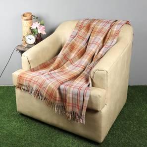 """Carson Throw (61 x 61 cm  (24"""" X 24"""") Cushion Size) by Urban Ladder - Design 1 Full View - 322475"""