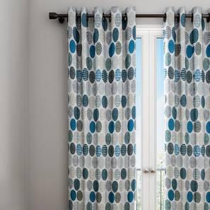 Phoebe curtain multi geometric 9 ft lp