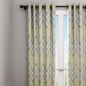 Matilda curtain multi geometric 9 ft lp