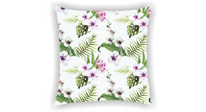 "Lanelle Cushion Cover (41 x 41 cm  (16"" X 16"") Cushion Size) by Urban Ladder - Front View Design 1 - 322611"